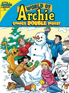 [World Of Archie Comics: Double Digest #74 (Product Image)]