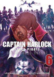[Captain Harlock: Dimensional Voyage: Volume 6 (Product Image)]