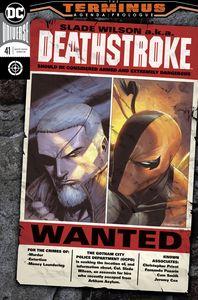 [Deathstroke #41 (Terminus Agenda) (Product Image)]