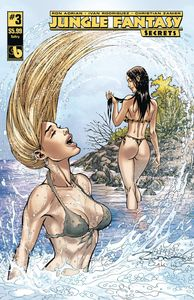[Jungle Fantasy: Secrets #3 (Sultry) (Product Image)]