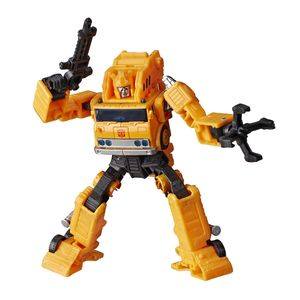 [Transformers: War For Cybertron: Earthrise Voyager Action Figure: Grapple (Product Image)]