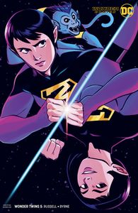 [Wonder Twins #5 (Variant Edition) (Product Image)]