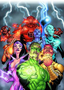 [Green Lantern: By Geoff Johns: Omnibus: Volume 3 (Hardcover) (Product Image)]