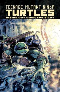 [Teenage Mutant Ninja Turtles: Inside Out Directors Cut (Hardcover) (Product Image)]