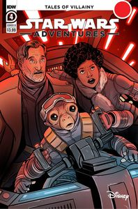 [Star Wars Adventures (2020) #4 (Cover B Nathan) (Product Image)]
