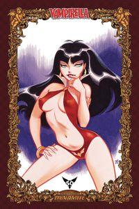 [Vampirella #9 (Timm Icon Variant) (Product Image)]