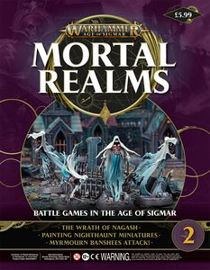 [Warhammer: Age Of Sigmar: Mortal Realms #2 (Product Image)]
