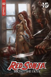 [Red Sonja: Birth Of She Devil #2 (Cover A Parrillo) (Product Image)]