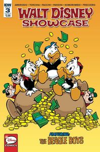 [Walt Disney Showcase #3 (Beagle Boys Cover B) (Product Image)]