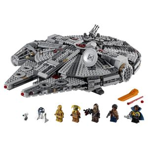 [LEGO Star Wars: The Rise Of Skywalker: Playset: Millennium Falcon (Product Image)]