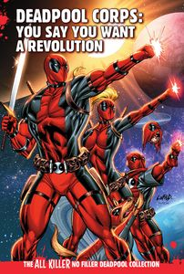 [Deadpool: All Killer No Filler Graphic Novel Collection #35 (Product Image)]