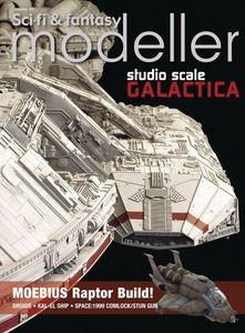 [Sci-Fi & Fantasy Modeller: Volume 44 (Product Image)]