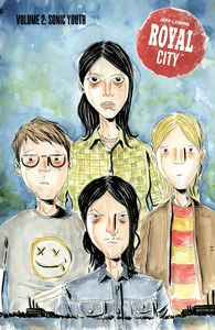 [Royal City: Volume 2: Sonic Youth (Product Image)]
