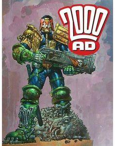 [Judge Dredd Megazine #383 (Product Image)]
