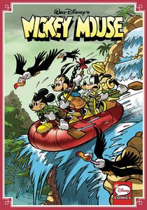 [Mickey Mouse: Volume 1: Timeless Tales (Product Image)]