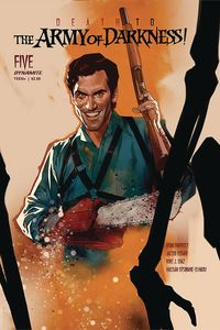 [Death To The Army Of Darkness #5 (Cover A Oliver) (Product Image)]