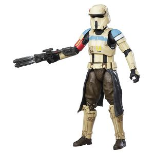 [Rogue One: A Star Wars Story: Black Series: Wave 2 Action Figure: Scarif Stormtrooper Squad Leader (Product Image)]