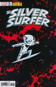 [Defenders: Silver Surfer #1 (Young Variant) (Product Image)]