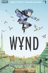 [The cover for Wynd #1]