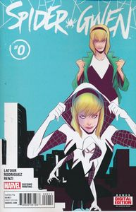[Spider-Gwen #0 (Rodriguez 2nd Printing Variant) (Product Image)]