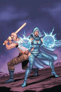 [Grimm Fairy Tales: Tarot #5 (Cover B Rosete) (Product Image)]