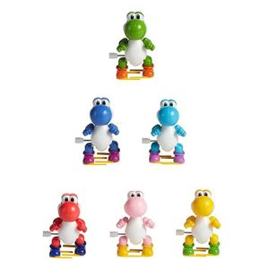 [Super Mario: Wind-Up Figure: Yoshi (Product Image)]