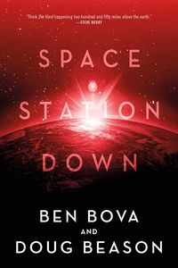 [Space Station Down (Hardcover) (Product Image)]