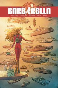 [Barbarella #9 (Cover E Yarar Exclusive Subscription Variant) (Product Image)]
