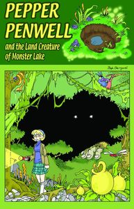 [Pepper Penwell & Land Creature Of Monster Lake (Product Image)]