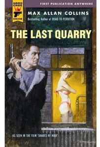 [Hard Case Crime: The Last Quarry (Product Image)]