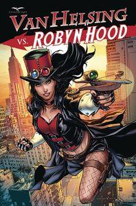 [Van Helsing Vs Robyn Hood #1 (Cover Riveiro) (Product Image)]