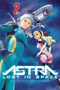 [Astra Lost In Space: Volume 2 (Product Image)]
