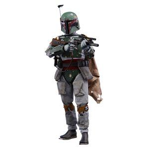 [Star Wars: Episode V: Hot Toys Action Figure: Boba Fett (Product Image)]