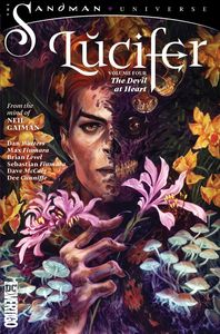 [Lucifer: Volume 4: The Devil At Heart (Product Image)]