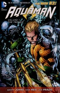 [Aquaman: Volume 1: The Trench (Product Image)]