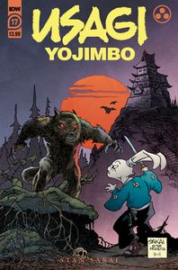 [Usagi Yojimbo #17 (Product Image)]