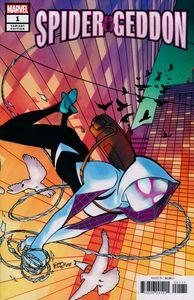 [Spider-Geddon #1 (Ferry Spider-Gwen Variant) (Product Image)]