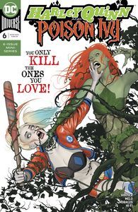 [Harley Quinn & Poison Ivy #6 (Product Image)]