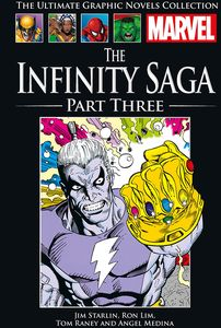 [Marvel Graphic Novel Collection: Volume 176: Infinity Saga Part 3 (Product Image)]