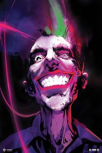 [Batman: Giclee Print: Year Of The Villain Joker By Jock (Product Image)]
