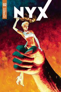 [Nyx #2 (Cover D Matteoni) (Product Image)]
