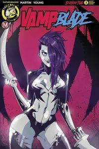 [Vampblade: Season Two #3 (Cover C Maccagni) (Product Image)]