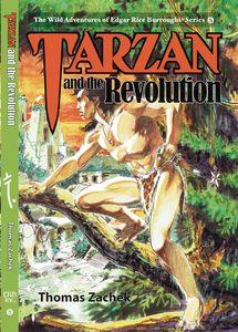 [The Wild Adventures Of Edgar Rice Burroughs: Tarzan & the Revolution: Volume 8 (Product Image)]