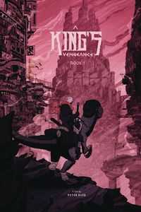 [A King's Vengeance #1 (Product Image)]