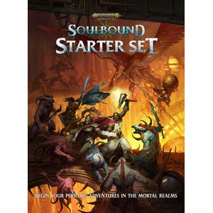 [Warhammer: Age Of Sigmar: Soulbound: Starter Set (Product Image)]