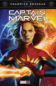 [Captain Marvel #22 (Product Image)]