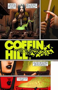 [Coffin Hill #12 (Product Image)]