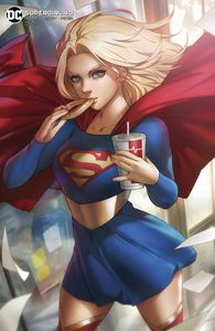 [Supergirl #40 (Card Stock Derrick Chew Variant Edition) (Product Image)]