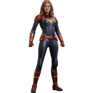 [Captain Marvel: Hot Toys Action Figure: Captain Marvel (Product Image)]