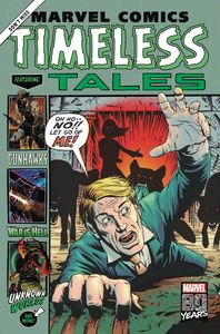 [Marvel Comics: Timeless Tales (Product Image)]